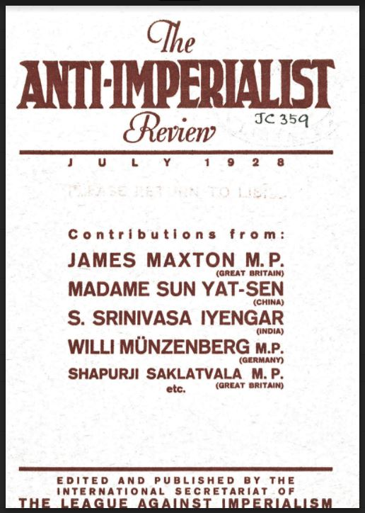 Anti-Imperialist Review
