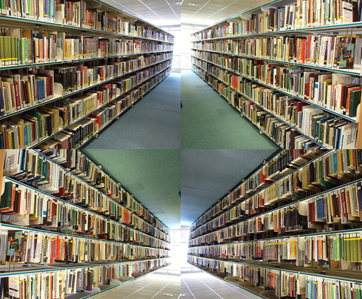 library kaleidoscope