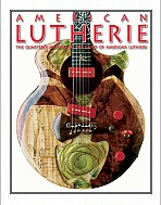 American Lutherie journal