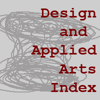 Design and Applied Arts Index