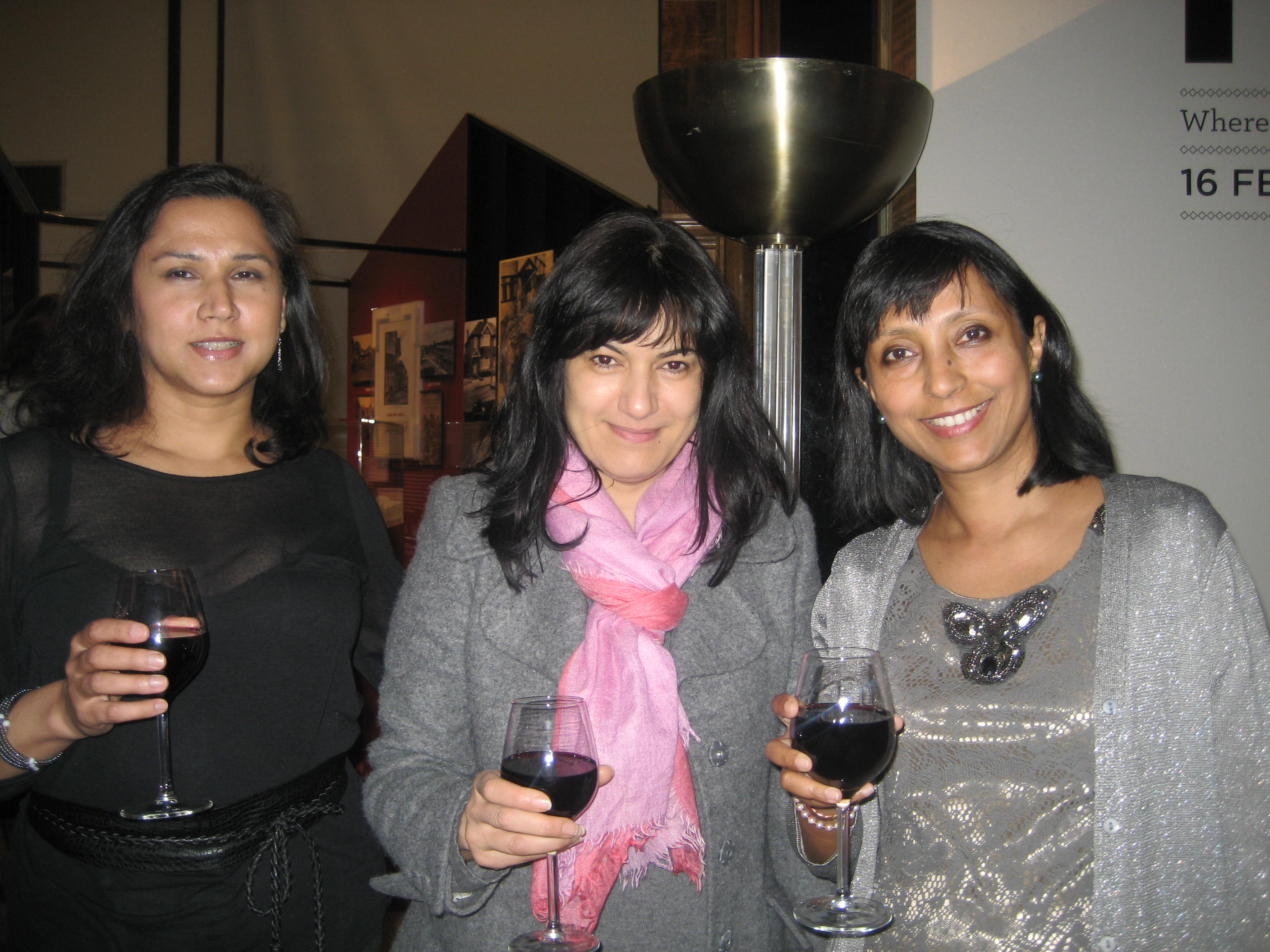 Sumita celebrates launch of Architecture for Rapid Change and Scarce Resources