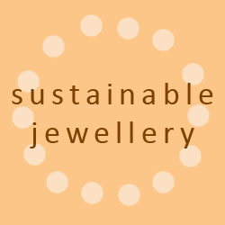 sustainable jewellery on catalogue
